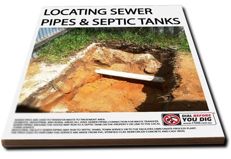 Locating Sewer Pipes & Septic Tanks